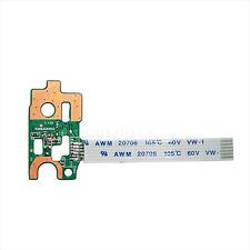 HP Pavilion 15-N Series OEM Power Button Board DA0U83PB6E0 switch 732076-001