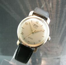 Vintage, rare WILKA GENEVE AUTOMATIC  Crab..AS..Incabloc..50's..Swiss
