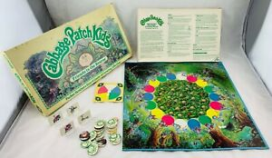 1984 Cabbage Patch Kids Friends to the Rescue Game by Parker Brothers Complete