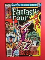 FANTASTIC FOUR #228 SECRET OF EGO-SPAWN!  Marvel 1981 Fine/VF