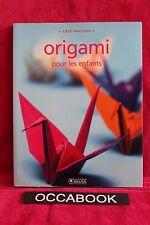 Origami pour les enfants - Atlas - Livre - Occasion