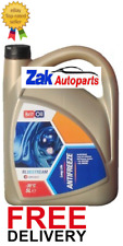 BRIT OIL BLUE Long Life Antifreeze & Coolant, Radiator -35°C 5 LITRE