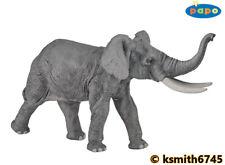 Papo 50198 gran elefante africano 26 cm grandes animales salvajes XXL