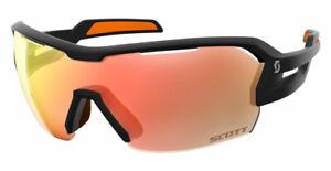 SCOTT SPUR Sunglasses - Interchangeable Shield Lens +Bonus Lens+ Hard Case Incl