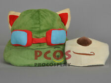 League of Legends ( Lol ) Teemo Hat & Mask Cosplay mp001160 Xmas Gift