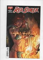 RED SONJA #17, NM-, She-Devil, Sword, Isaacs, 2013 2015, more RS in store