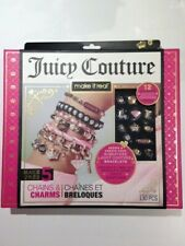 Make It Real Juicy Couture Chains Charms DIY Charm Bracelet Making Kit For Girls