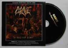 Tomba as RAPTURE comes ADV cardcover CD 2006 death metal