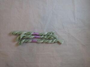 Needle Necessities Floss Overdyed Cotton Light Green Lot of 3   NEW     F137