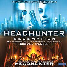 HEADHUNTER / HEADHUNTER 2: REDEMPTION Game Soundtracks Richard Jacques 2x CD!