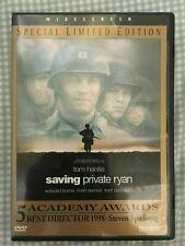 Movie Dvd/ Saving Private Ryan (Dvd, 1999, Special Limited Edition)