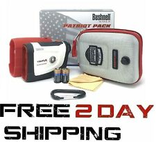 Bushnell Tour V4 Shift (Slope) Golf Laser Rangefinder 201760P W two batteries