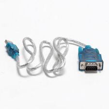 USB 2.0 Auf RS232 Seriell DB9 9 Pin Adapter Kabel GPS PDA 1M