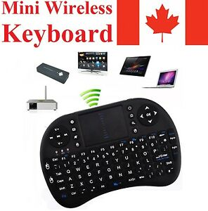 Mini Wireless Remote Keyboard Control for Android Smart TV Box Computer PS4