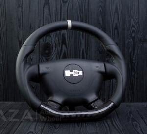 Hummer H3 Custom Steering Wheel Carbon Fiber