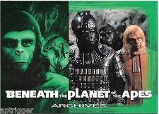 1999 Inkworks PLANET of the APES (19) Benneth The Planet of the Apes