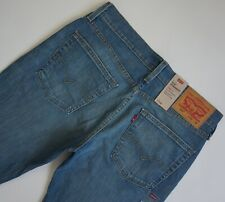 LEVI'S 514 STRAIGHT LEG Jeans Men's, Authentic BRAND NEW (005140641)