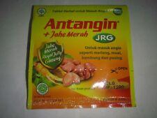 New 40 strips Antangin Jamu Jahe Merah JRG Royal Jelly Ginseng Angin Free Ship