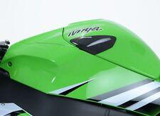 KAWASAKI ZX10R 2011 En Adelante r&g Carbono Deslizadores Del Tanque,
