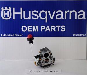 Husqvarna OEM 574719402 586936202 Carburetor Assembly 235 235E 240 240E Jonsered