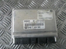 BMW E46 316 318 ENGINE MANAGEMENT ECU DME1430940  0261204420  7503398