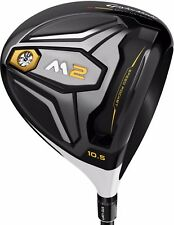 New TaylorMade TM16 M2 HL Driver Fujikura Regular flex graphite M-2 16 R