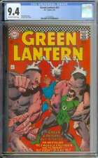 GREEN LANTERN #51 CGC 9.4 OW/WH PAGES