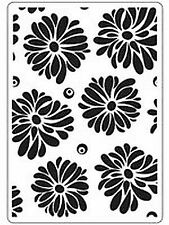 Crafts Too Embossing Folder -flowers