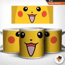 Pikachu Pokemon Classic Coffee Tea Mug Cup Gift Birthday Anniversary A