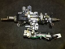 98-05 LEXUS GS300  telescopic steering column bar w/ motors & ignition switch