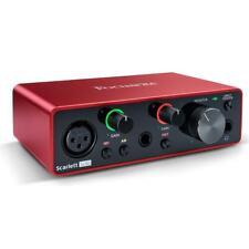 Focusrite Scarlett Solo 3rd Generation USB Interface #SCARLETT-SOLO-3G