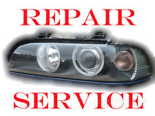 2001-2003 BMW E39 Headlight Adjuster Repair Service NO BAKING OR OTHER VANDALISM