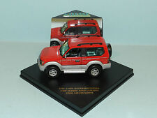 "Vitesse Toyota land cruiser prado (red/silver) ""The 33rd  Toy Fair Melbourne LTD"