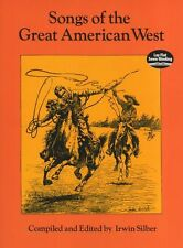 Songs Great American West Play Country Billy the Kid Piano Guitar Music Book
