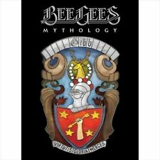 Mythology: The 50th Anniversary Collection by Bee Gees CD, Nov-2010, 4 Discs