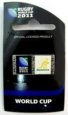 33619 RUGBY WORLD CUP RWC 2011 WALLABIES AUSTRALIA COLLECTABLE PIN BADGE