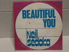 NEIL SEDAKA Beautiful you 41071