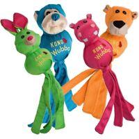 KONG Wubba Ballistic Friends - Dog Puppy Tug Fetch Play Toy [S,L,XL- 4 Designs]