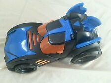 """Imaginext-Batman Batimóvil 9"""" Figura De Acción Juguete Vehículo Sonidos Mattel 2009 Juguete"""