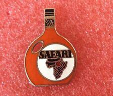 Pins Alcool Liqueur Bouteille de SAFARI