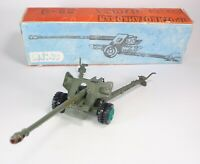 New USSR WWII Anti tank VintaGun БС 3 Metal model scale 1:43 Collectible Russian