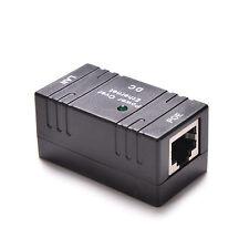 Passive RJ-45 POE Injector Splitter Over Ethernet Adapter Module For LAN Network