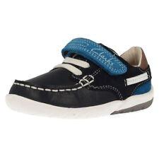 22 Scarpe blu con chiusura a strappo per bambini dai 2 ai 16 anni