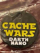 Pathtag 38648 - Cache Wars Darth Nano Black