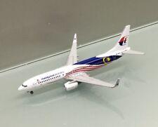 Gemini Jets 1/400 Malaysia Airlines Boeing 737-800 9M-MXS Negaraku metal model