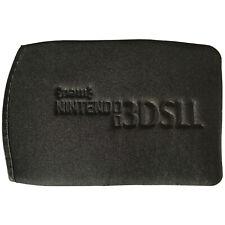 Nintendo 3DS XL Portable Slim Black Neoprene Soft Pouch Carry Case Holder Sleeve