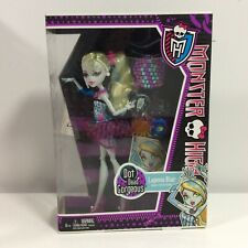 2011 Monster High Doll - Dot Dead Gorgeous Lagoona Blue - BNIB