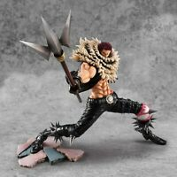 Anime One Piece Portrait.Of.Pirates Charlotte Katakuri Action Figure Model Toys