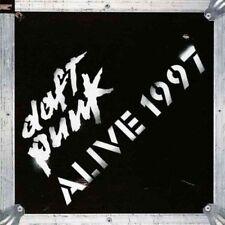 Daft Punk Alive 1997 180gm Vinyl LP 2014 &