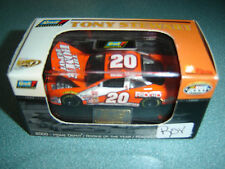1999 Tony Stewart #20 Home Depot ROOKIE NASCAR Revell Coll 1:64 1/12080 ROTY NEW